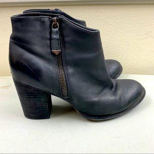 Aldo genuine leather booties